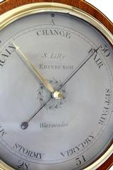 S Lilly, Name & Address on Dial.