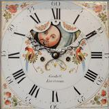 Thomas Gaskell Knutsford, (Circa 1795) Dial only.
