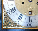 Walter Mitchell urn spandrel & engraving around date dial.