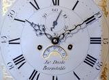 John Darke, Name on Dial. (Circa 1780/90)
