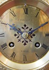 Chollet of Paris, name on Dial.