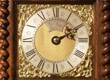 Sam Lomas Brass dial, hand and spandrels